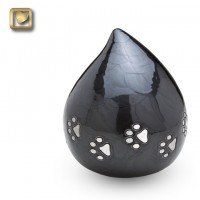 LoveDrop Pet Urn Midnight