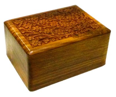 Rosewood Box - Small